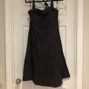 1950's style halter top dress